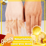Nourishing Honey Hand Wax Mask
