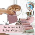Ultra Absorbent Kitchen Wipe (5PCS)