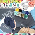 Snap Button DIY Kit (150 Pcs)