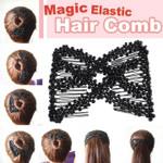 Magic Elastic Hair Comb