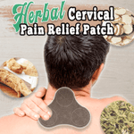 Herbal Cervical Pain Relief Patch (Set of 10)