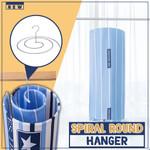 Spiral Round Hanger