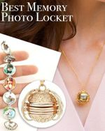 Best Memory Photo Locket Necklace