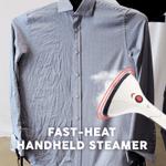 Fast-Heat Handheld Steamer
