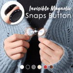 Invisible Magnetic Snaps Button
