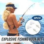 Explosive Fishing Hook Net (2 PCS)