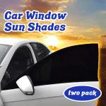 Car Window Sun Shades ( 2 PCS )
