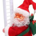 Magic Climbing Santa