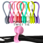 Magnetic Twist Ties (3 PCS)