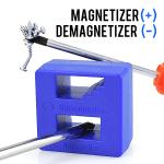 Magnetizer & Demagnetizer Tool