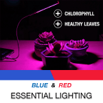 USB-port LED Plant Growing Light