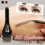 Fiberbeauty™ 3D Eyebrows Fiber Gel
