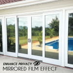 Heat Control Mirrored Window Film