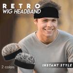 Retro Wig Headband
