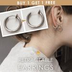 Retractable Earrings (BUY 1 GET 1 FREE)