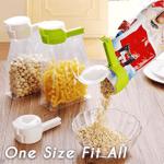 Seal & Pour Food Storage Clip