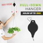 Pull-Down Hanger