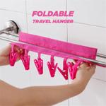 Foldable Travel Hanger