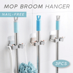 Mop Broom Hanger