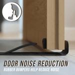 Sutton™ Multifunction Door Stopper