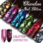 Chameleon Nail Glitters