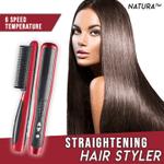 Natura™ Hair Straightening Styler