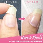 Cracked Nail Repair Gel