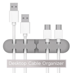 Desktop Cable Organizer