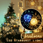 Christmas LED Starburst Light