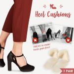 Anti-Blister Heel Cushions (1 pair)