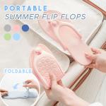 Portable Summer Flip Flops