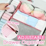 Free Combination Adjustable Drawer Organizer (Set of 4)