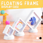 Floating Frame Display Case