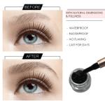 3D Eyebrows Extension Fiber Gel