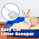 Easy Cat Litter Scooper