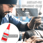 Instant-Fix Tire Repairing Glue