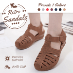 Retro Non-Slip Women Sandals