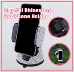 Crystal Rhinestone Car Phone Holder
