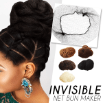 Invisible Net Bun Maker (100PCS)