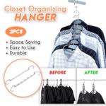 Closet Organizing Hanger