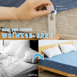 Bed Sheet Grippers Clip Set (4PCS/8PCS)
