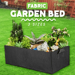 Fabric Garden Planting Bed