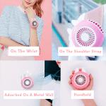 Magnetic Handheld Fan