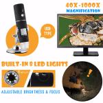 MagniKid™ USB Kid Learning Microscope