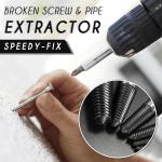 Speedy-Fix Broken Screw & Pipe Extractor
