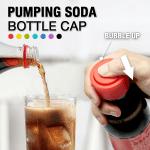 Pumping Soda Bottle Cap