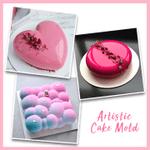 Silicone Artistic Shape Baking Mold