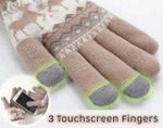 Extra-warm Fleece Touchscreen Gloves