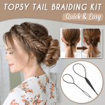 Topsy Tail Braiding Kit