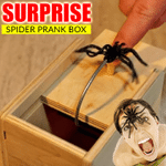 Surprise Spider Prank Box